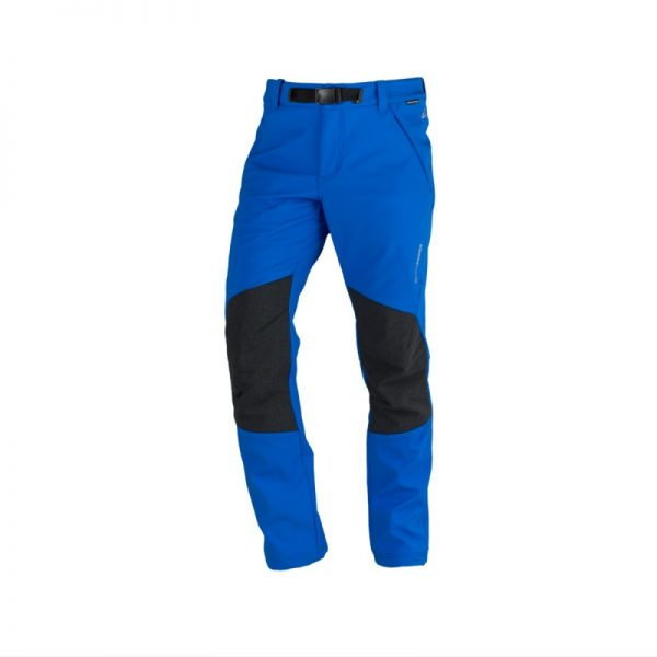 NO-3557OR pánske nohavice komfortné-softshellové 3L outdoorové GORAN 6