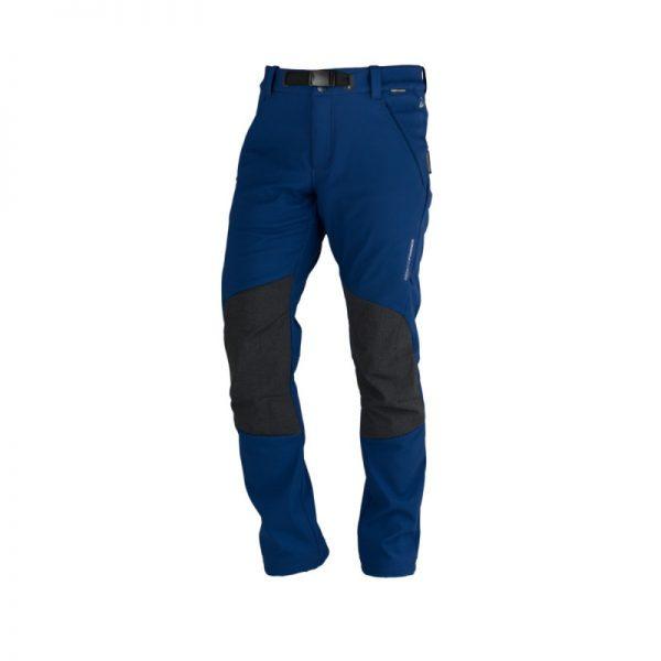 NO-3557OR pánske nohavice komfortné-softshellové 3L outdoorové GORAN 8