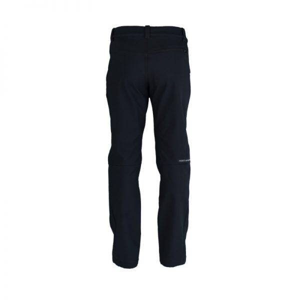 NO-3557OR pánske nohavice komfortné-softshellové 3L outdoorové GORAN 9