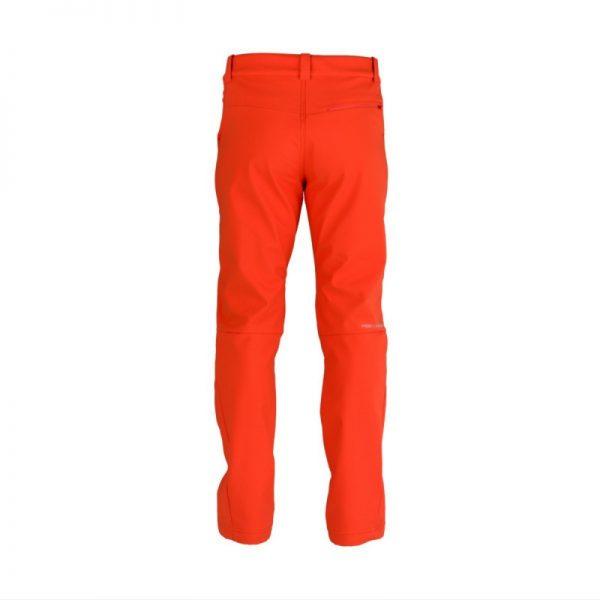 NO-3557OR pánske nohavice komfortné-softshellové 3L outdoorové GORAN 3