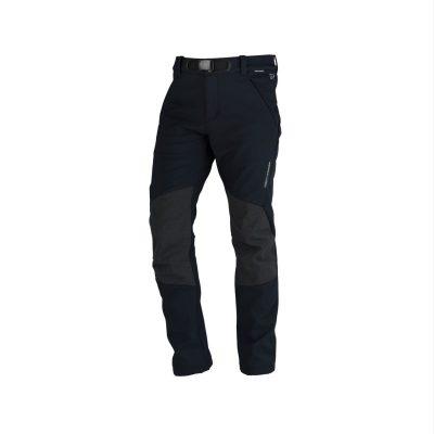 NO-3557OR pánske nohavice komfortné-softshellové 3L outdoorové GORAN 17