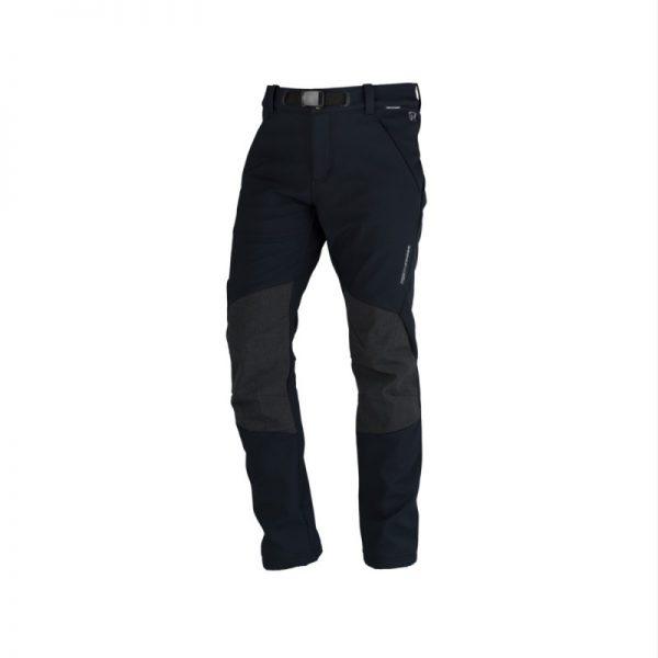 NO-3557OR pánske nohavice komfortné-softshellové 3L outdoorové GORAN 10