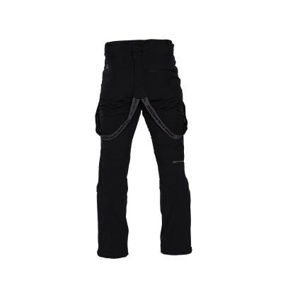 NO-3655SNW pánske nohavice lyžiarske softshell plná výbava EREJ 12