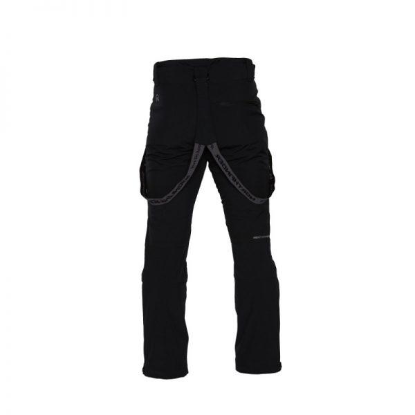 NO-3655SNW pánske nohavice lyžiarske softshell plná výbava EREJ 4