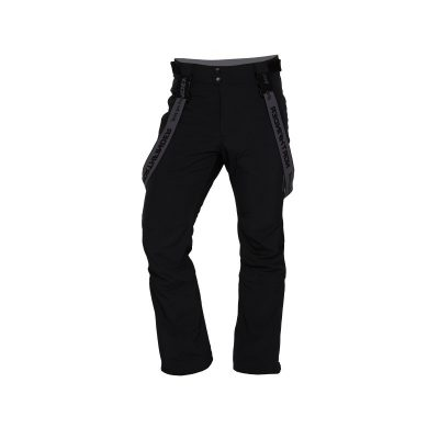 NO-3655SNW pánske nohavice lyžiarske softshell plná výbava EREJ 13