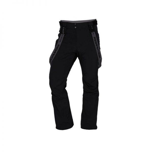 NO-3655SNW pánske nohavice lyžiarske softshell plná výbava EREJ 5