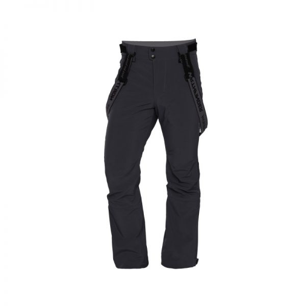 NO-3655SNW pánske nohavice lyžiarske softshell plná výbava EREJ 8