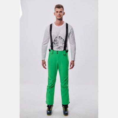 NO-3655SNW pánske nohavice lyžiarske softshell plná výbava EREJ 17
