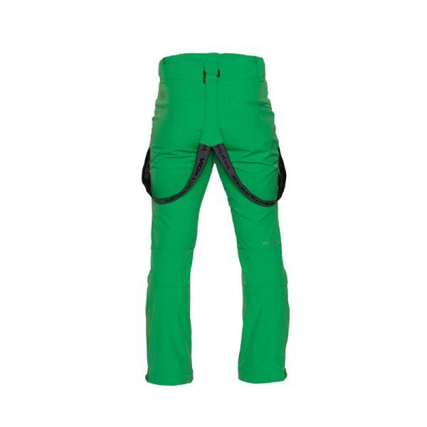 NO-3655SNW pánske nohavice lyžiarske softshell plná výbava EREJ 10