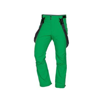 NO-3655SNW pánske nohavice lyžiarske softshell plná výbava EREJ 19
