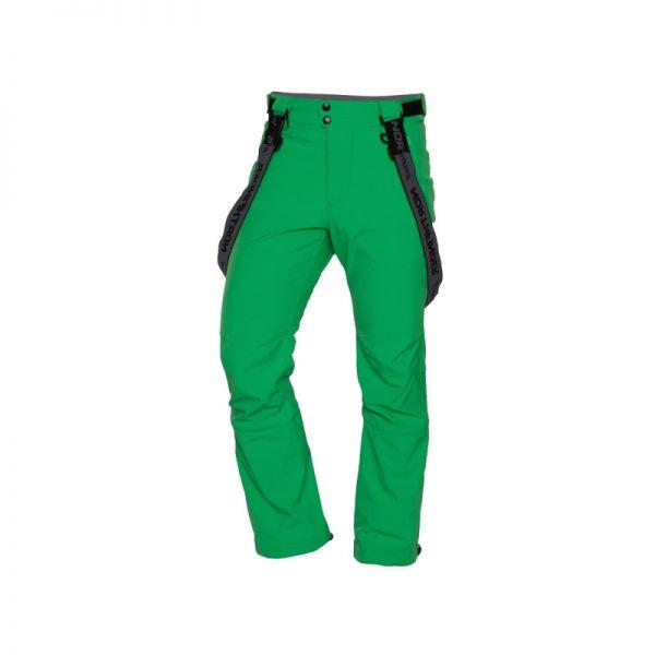 NO-3655SNW pánske nohavice lyžiarske softshell plná výbava EREJ 11