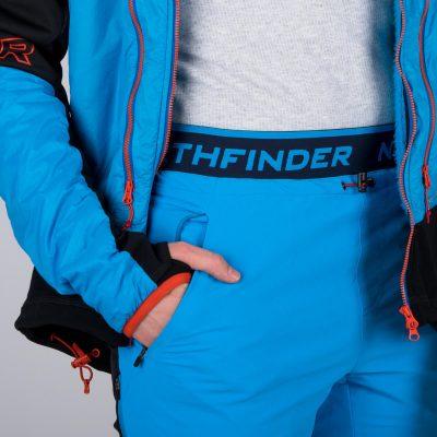 NO-3662SKP pánska nohavice ski-turingová active Polartec Power Stretch Pro DERESE 21