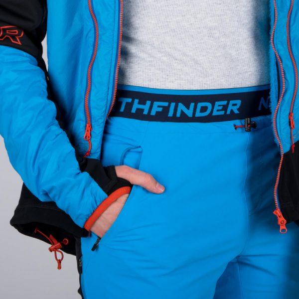 NO-3662SKP pánska nohavice ski-turingová active Polartec Power Stretch Pro DERESE 7