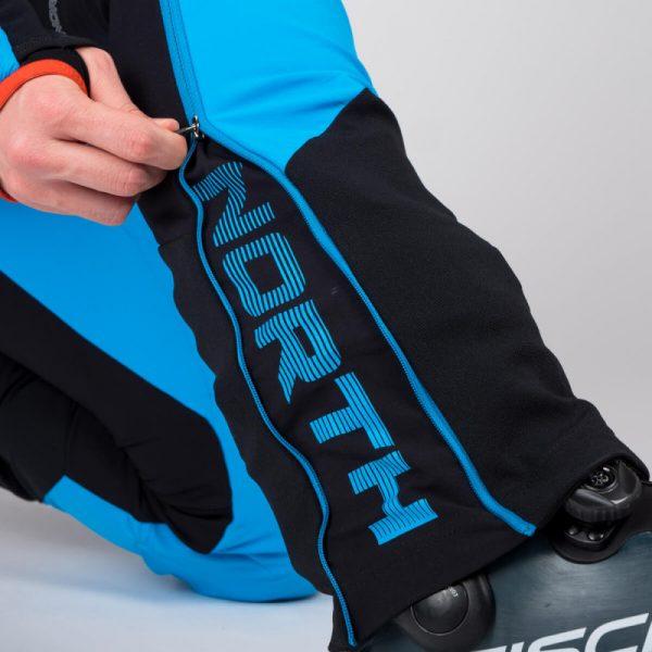 NO-3662SKP pánska nohavice ski-turingová active Polartec Power Stretch Pro DERESE 8