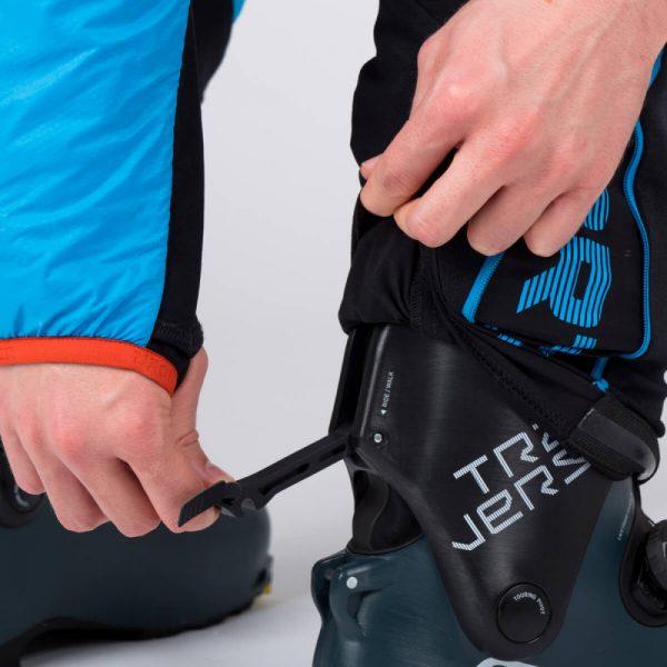 NO-3662SKP pánska nohavice ski-turingová active Polartec Power Stretch Pro DERESE 9