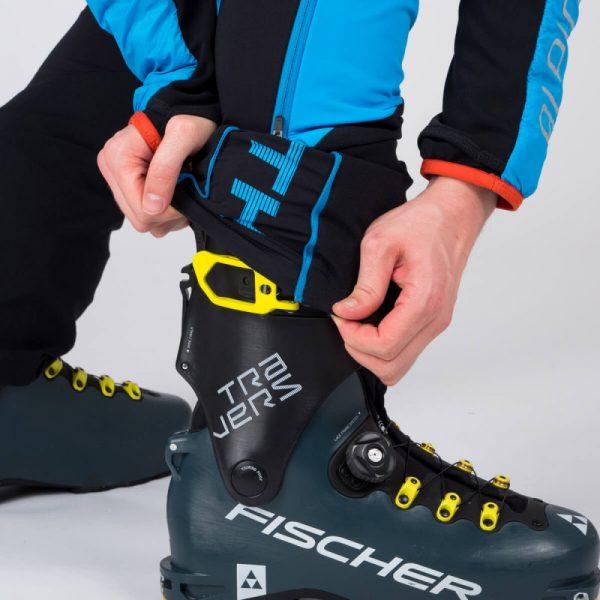 NO-3662SKP pánska nohavice ski-turingová active Polartec Power Stretch Pro DERESE 10