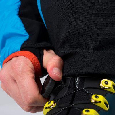 NO-3662SKP pánska nohavice ski-turingová active Polartec Power Stretch Pro DERESE 25