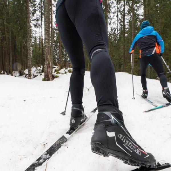 NO-3663SKP pánska nohavice ski-touring RESWOR 13