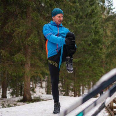 NO-3663SKP pánska nohavice ski-touring RESWOR 18