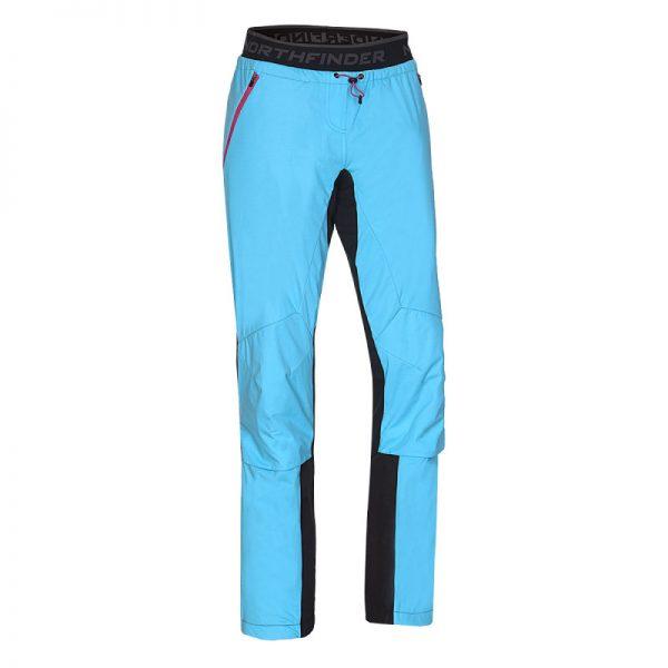 NO-4550SNW dámske SKITOURING nohavice aktívny šport Polartec® Power Stretch® PRO GORGINA 4