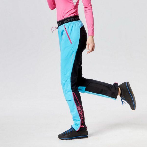 NO-4550SNW dámske SKITOURING nohavice aktívny šport Polartec® Power Stretch® PRO GORGINA 13