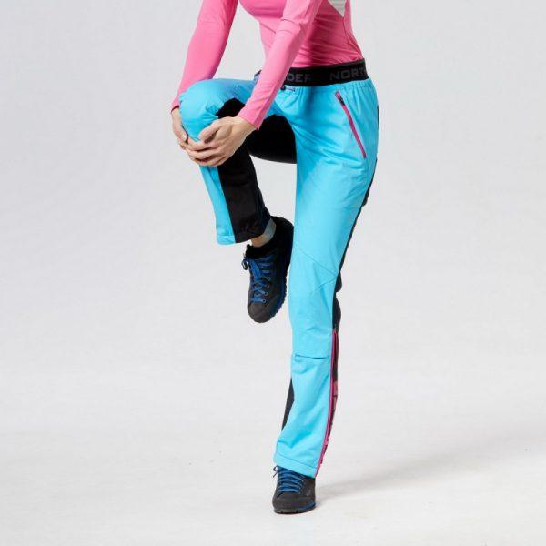 NO-4550SNW dámske SKITOURING nohavice aktívny šport Polartec® Power Stretch® PRO GORGINA 14