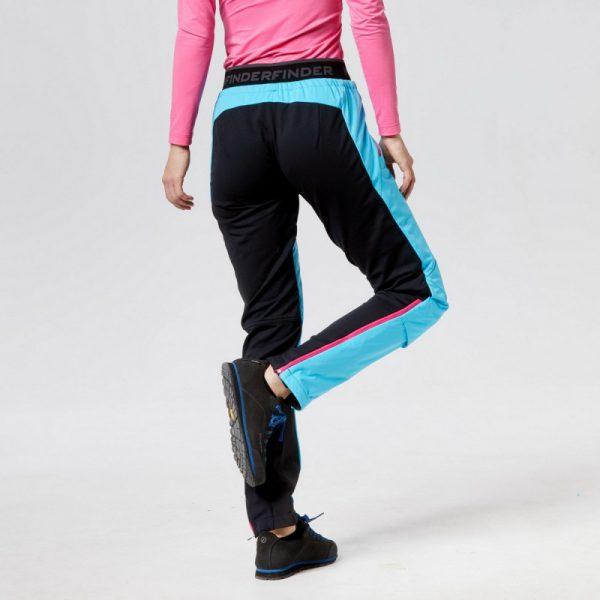 NO-4550SNW dámske SKITOURING nohavice aktívny šport Polartec® Power Stretch® PRO GORGINA 5