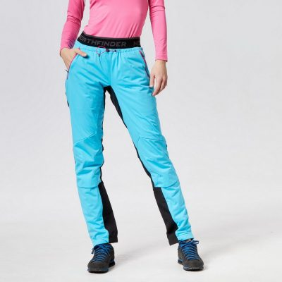 NO-4550SNW dámske SKITOURING nohavice aktívny šport Polartec® Power Stretch® PRO GORGINA 17