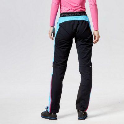 NO-4550SNW dámske SKITOURING nohavice aktívny šport Polartec® Power Stretch® PRO GORGINA 18
