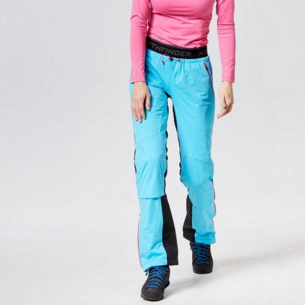 NO-4550SNW dámske SKITOURING nohavice aktívny šport Polartec® Power Stretch® PRO GORGINA 9