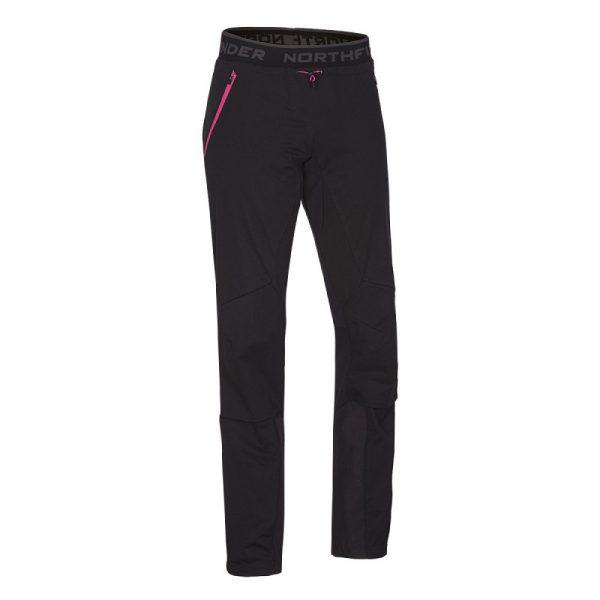 NO-4550SNW dámske SKITOURING nohavice aktívny šport Polartec® Power Stretch® PRO GORGINA 3