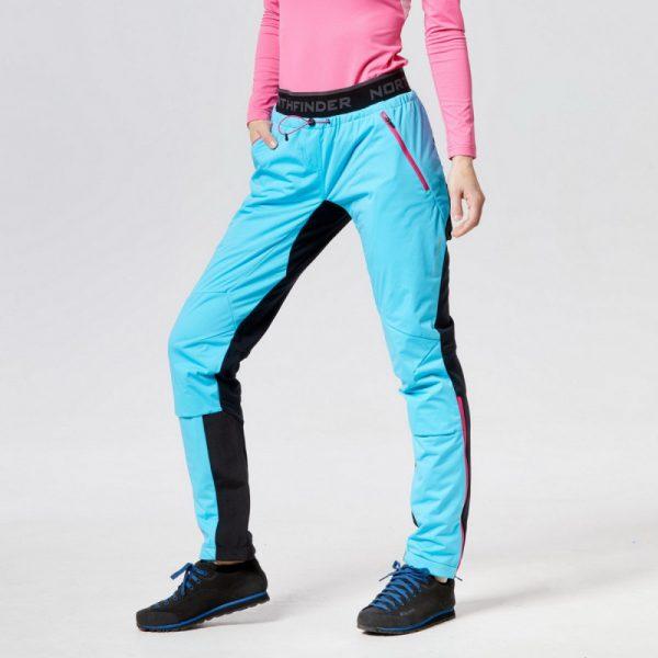 NO-4550SNW dámske SKITOURING nohavice aktívny šport Polartec® Power Stretch® PRO GORGINA 10