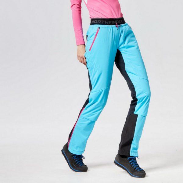 NO-4550SNW dámske SKITOURING nohavice aktívny šport Polartec® Power Stretch® PRO GORGINA 11