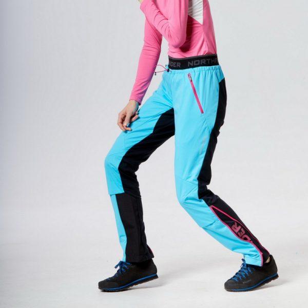 NO-4550SNW dámske SKITOURING nohavice aktívny šport Polartec® Power Stretch® PRO GORGINA 12