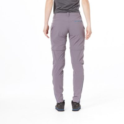 NO-4592OR dámske nohavice 2v1 tkané-ripstop pre outdoorové aktivity 1L CARITA 13