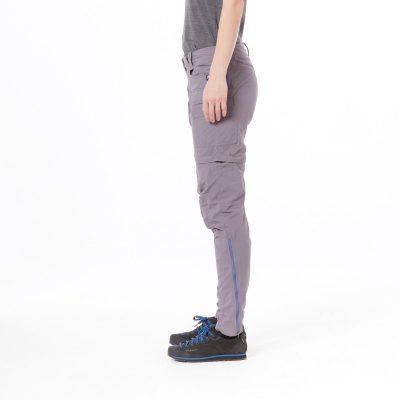 NO-4592OR dámske nohavice 2v1 tkané-ripstop pre outdoorové aktivity 1L CARITA 14