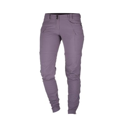 NO-4592OR dámske nohavice 2v1 tkané-ripstop pre outdoorové aktivity 1L CARITA 15