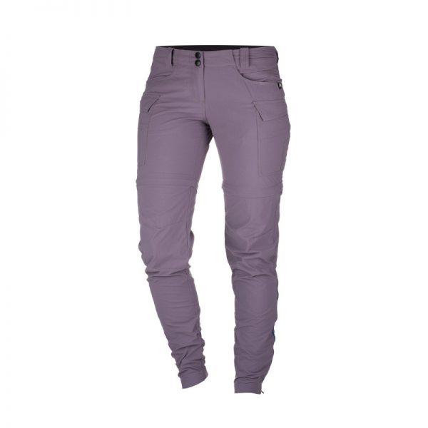 NO-4592OR dámske nohavice 2v1 tkané-ripstop pre outdoorové aktivity 1L CARITA 7
