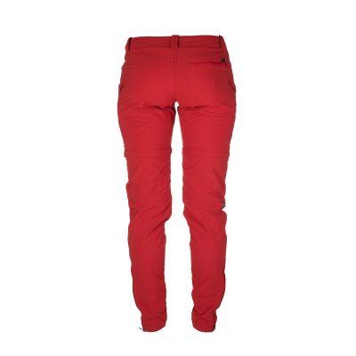 NO-4592OR dámske nohavice 2v1 tkané-ripstop pre outdoorové aktivity 1L CARITA 16