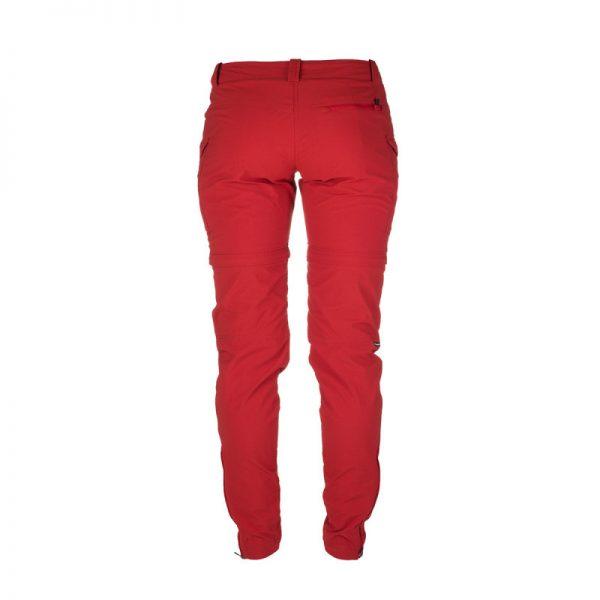 NO-4592OR dámske nohavice 2v1 tkané-ripstop pre outdoorové aktivity 1L CARITA 8