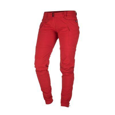 NO-4592OR dámske nohavice 2v1 tkané-ripstop pre outdoorové aktivity 1L CARITA 17