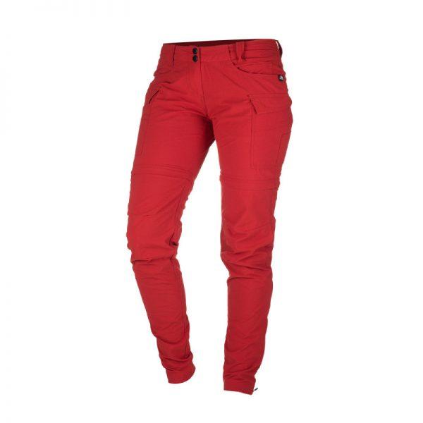 NO-4592OR dámske nohavice 2v1 tkané-ripstop pre outdoorové aktivity 1L CARITA 9