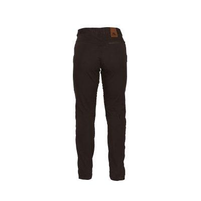 NO-4685OR dámske nohavice džínsový strih stretch GARISA 7