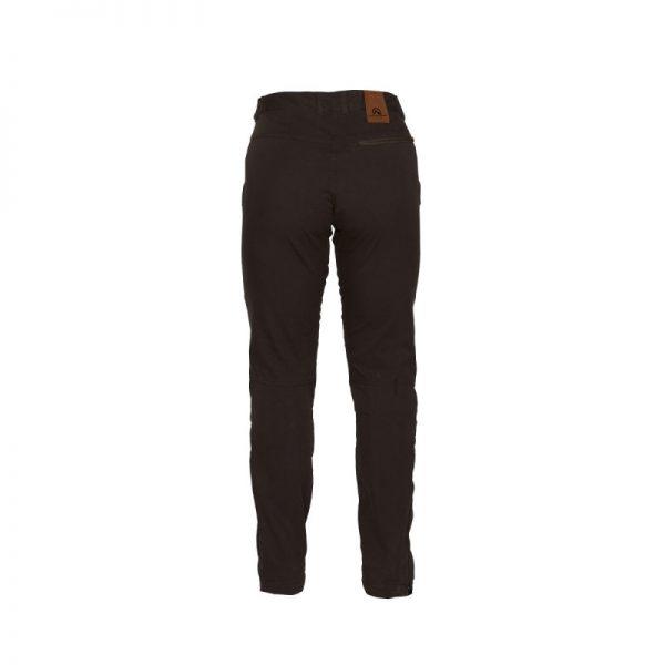 NO-4685OR dámske nohavice džínsový strih stretch GARISA 4