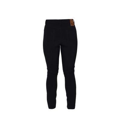 NO-4685OR dámske nohavice džínsový strih stretch GARISA 8