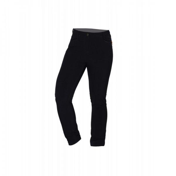 NO-4685OR dámske nohavice džínsový strih stretch GARISA 6
