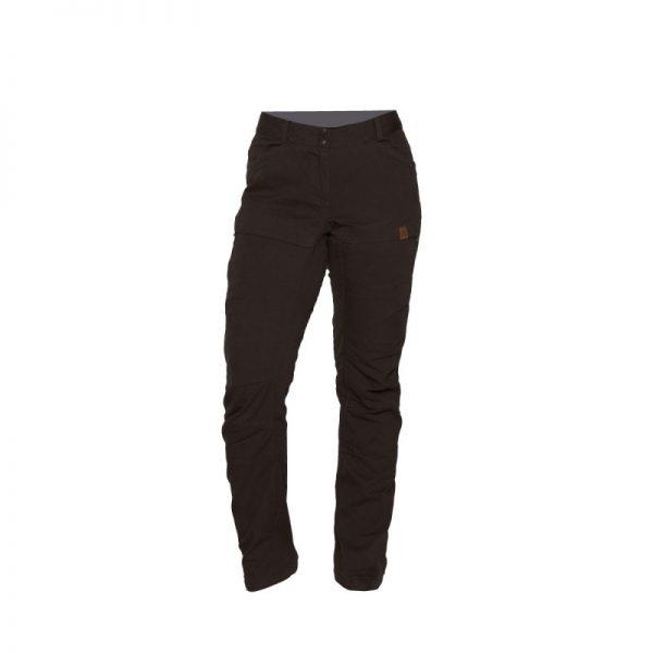 NO-4685OR dámske nohavice džínsový strih stretch GARISA 3