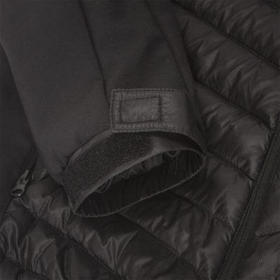 NORTHFINDER pánska bunda down like kombinácia so softshelll TIMONES 10