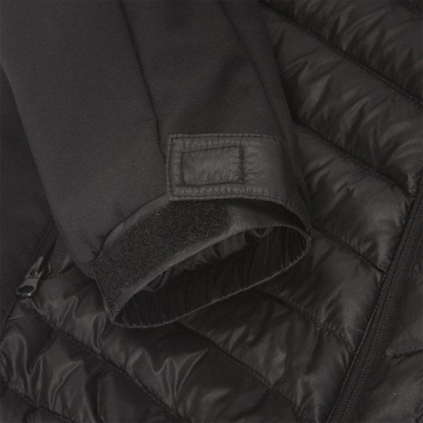 NORTHFINDER pánska bunda down like kombinácia so softshelll TIMONES 5
