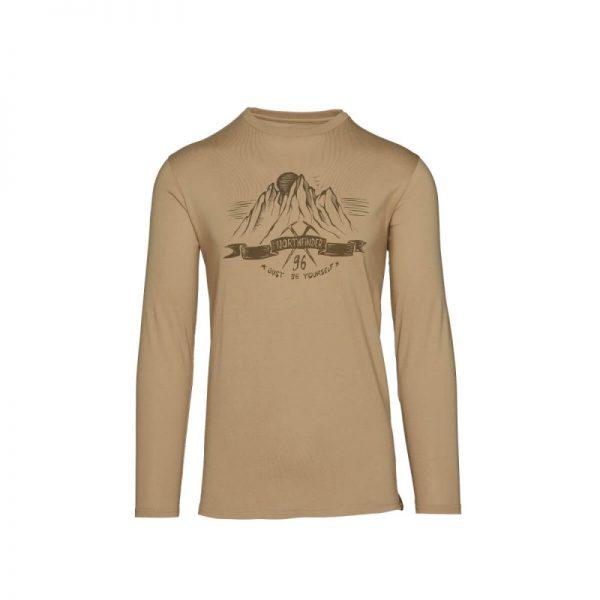 TR-3528AD pánske tričko organická bavlna ORGEJ 4